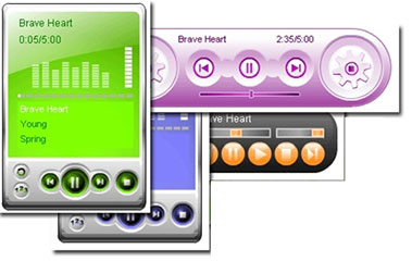 Aleo Flash MP3 Player Builder